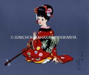 伊豆の踊子 昭和33(1958) 年