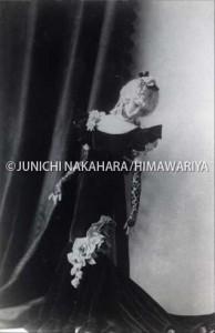 舞踏への勧誘 昭和6(1931)年