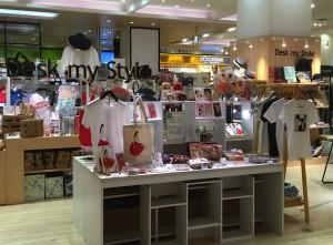 Desk My Style二子玉川ライズ店 中原淳一ポップアップショップ